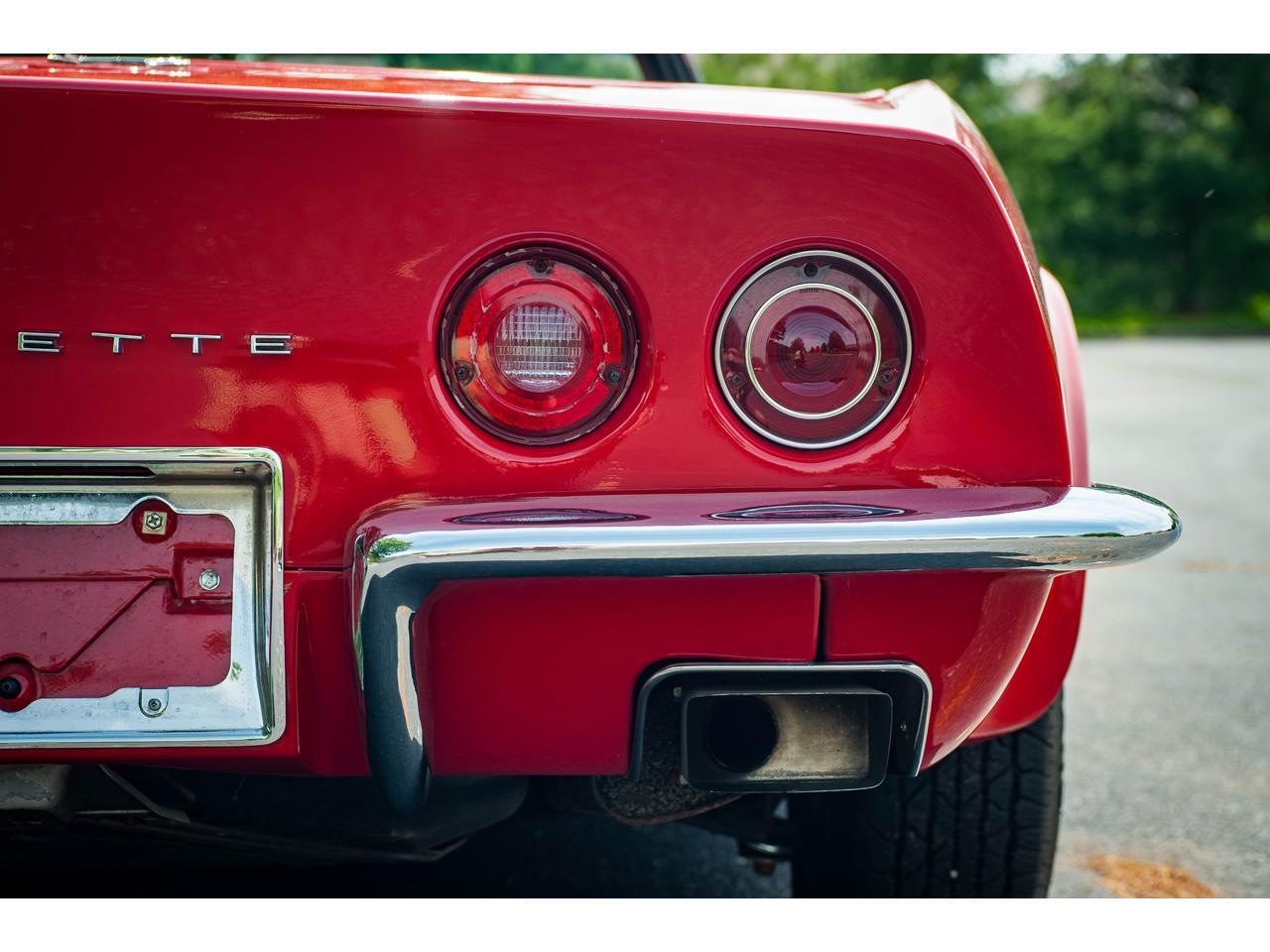 Large Picture of 1971 Corvette located in O'Fallon Illinois - QB9M