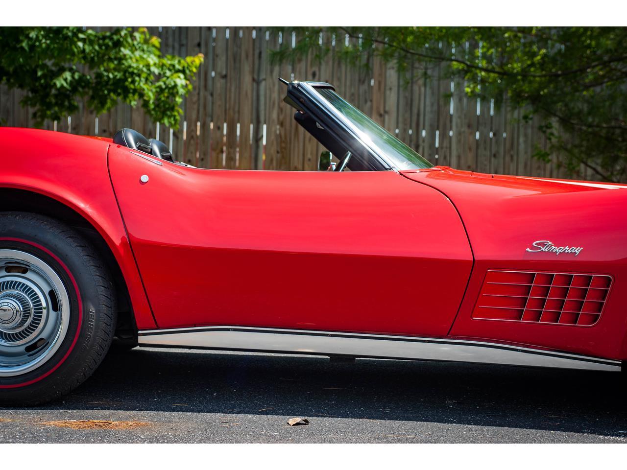 Large Picture of '71 Chevrolet Corvette located in O'Fallon Illinois - QB9M