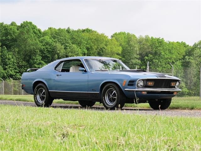 Picture of '70 Mustang Mach 1 - Q5Y6