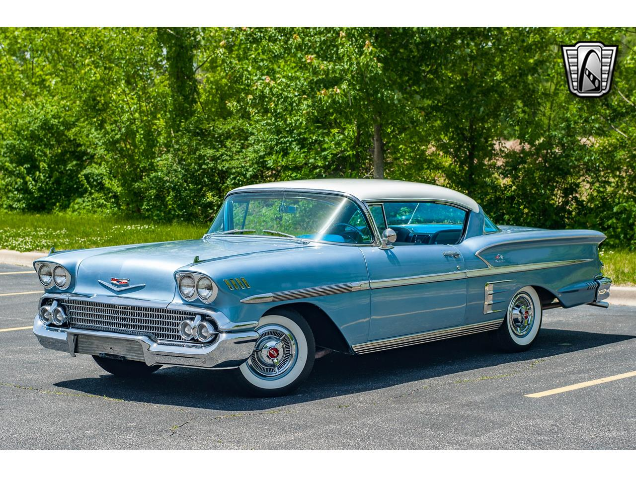 Large Picture of 1958 Impala Offered by Gateway Classic Cars - St. Louis - QB9Q
