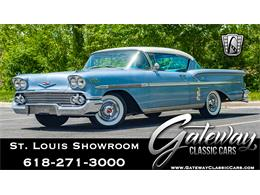 Picture of '58 Impala - $62,000.00 Offered by Gateway Classic Cars - St. Louis - QB9Q