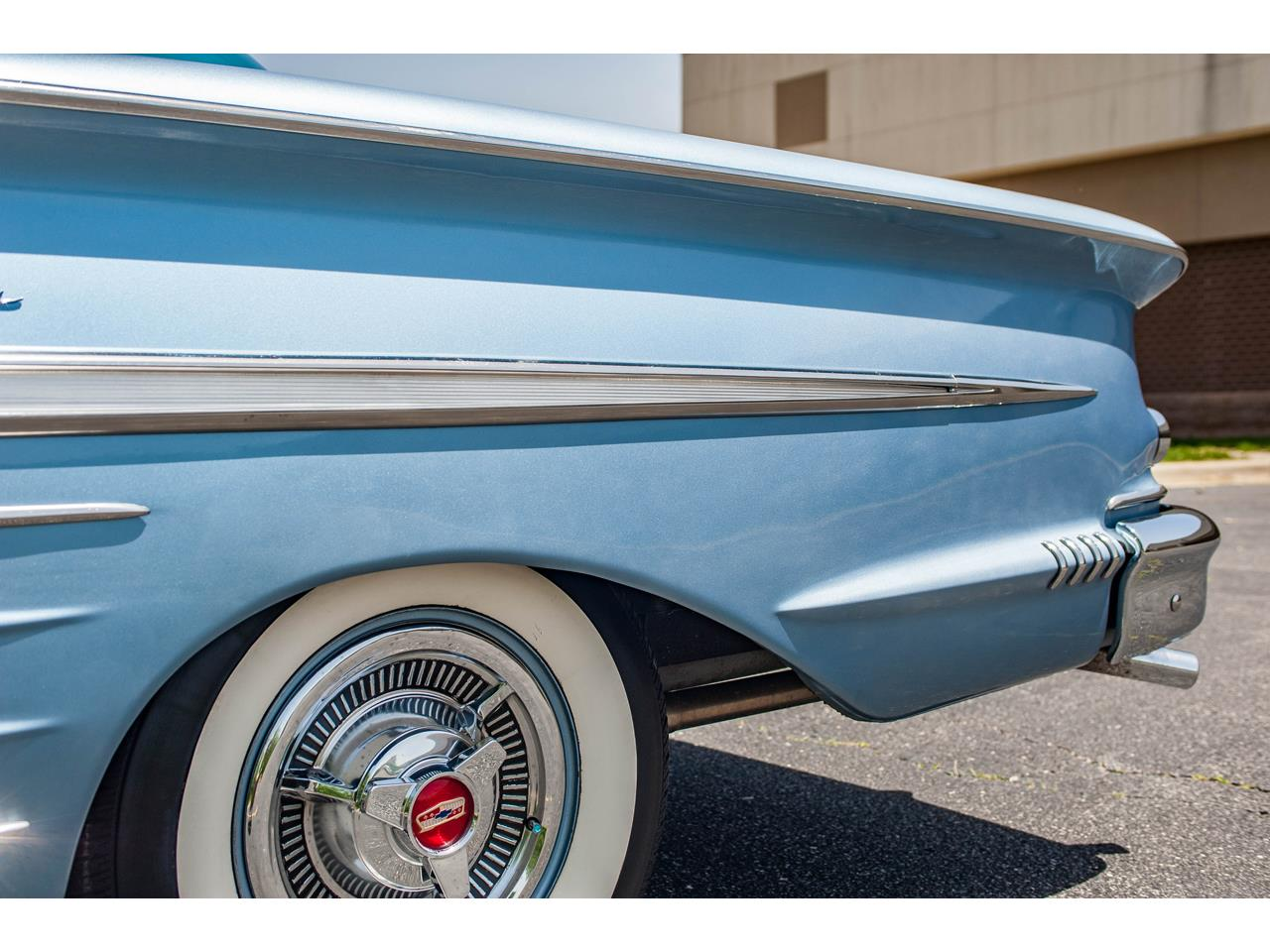 Large Picture of '58 Chevrolet Impala Offered by Gateway Classic Cars - St. Louis - QB9Q