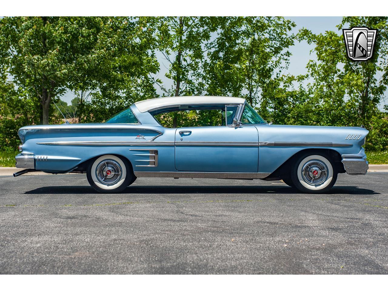 Large Picture of Classic 1958 Chevrolet Impala located in O'Fallon Illinois - QB9Q