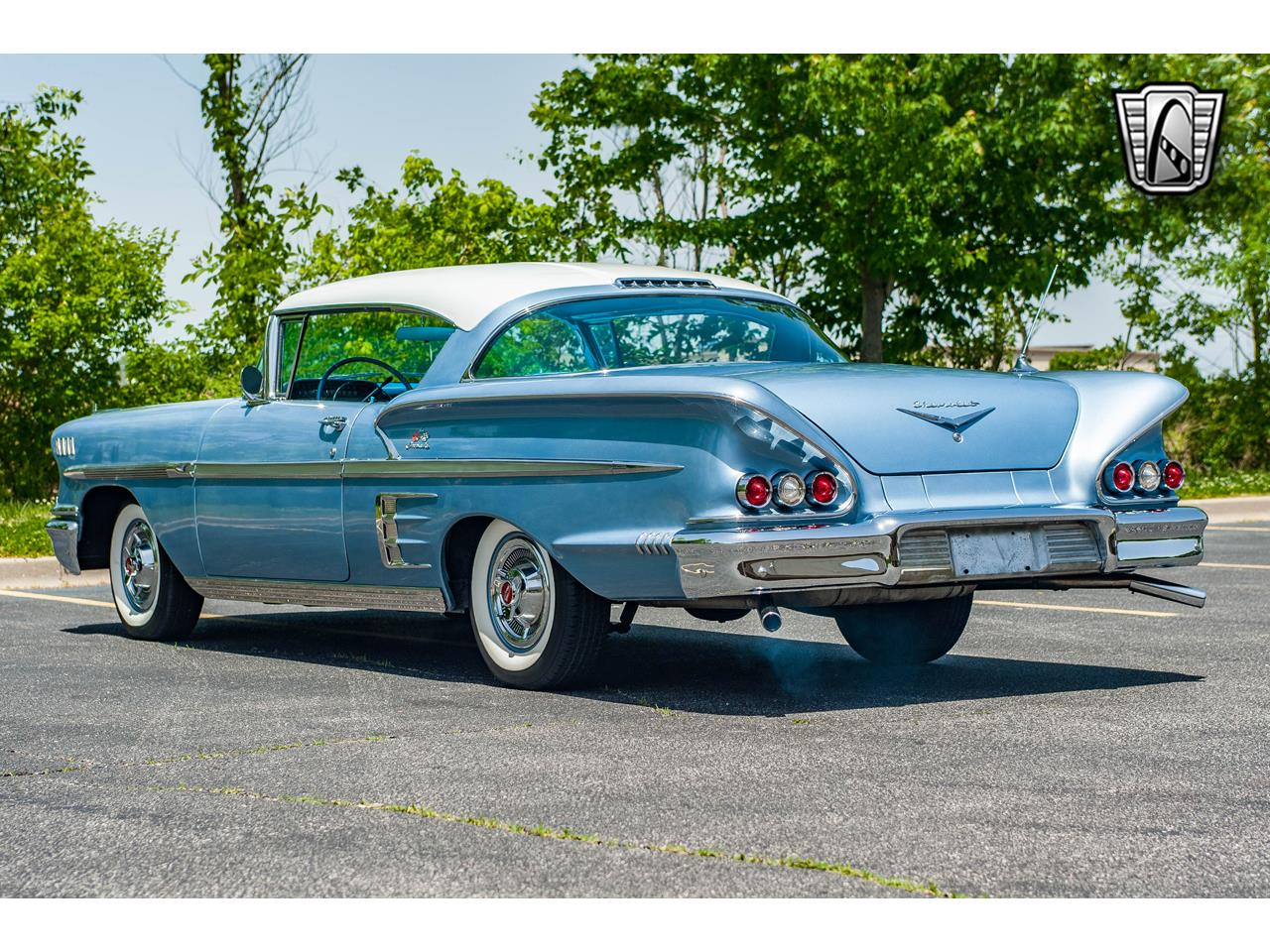 Large Picture of '58 Impala located in Illinois - $62,000.00 Offered by Gateway Classic Cars - St. Louis - QB9Q