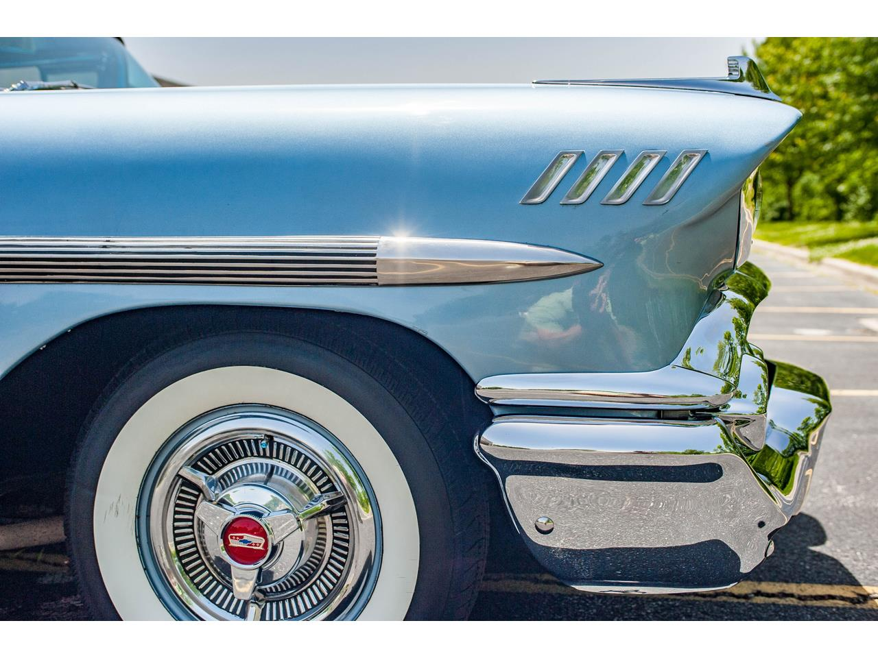 Large Picture of 1958 Chevrolet Impala - $62,000.00 Offered by Gateway Classic Cars - St. Louis - QB9Q