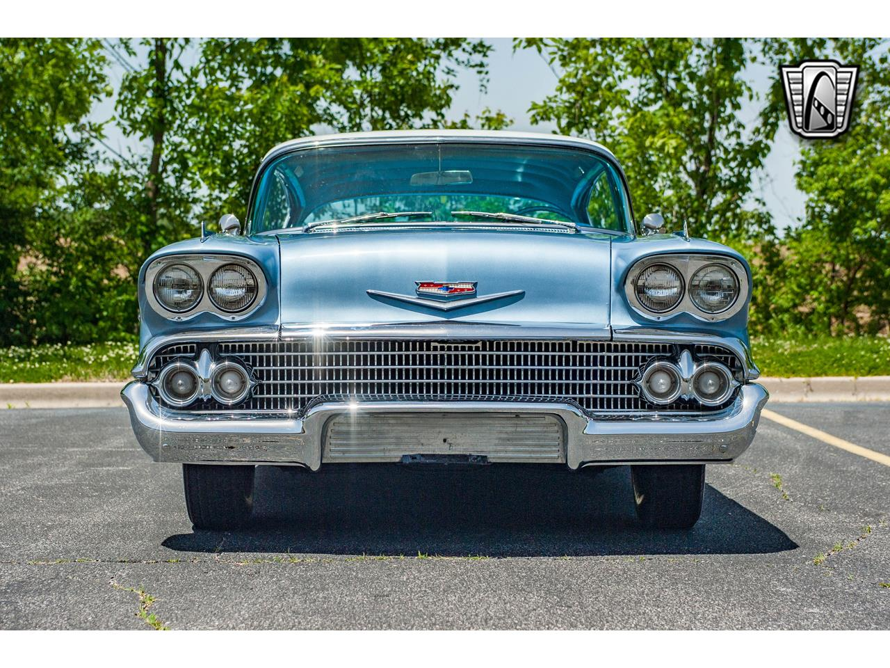 Large Picture of Classic 1958 Impala - $62,000.00 Offered by Gateway Classic Cars - St. Louis - QB9Q