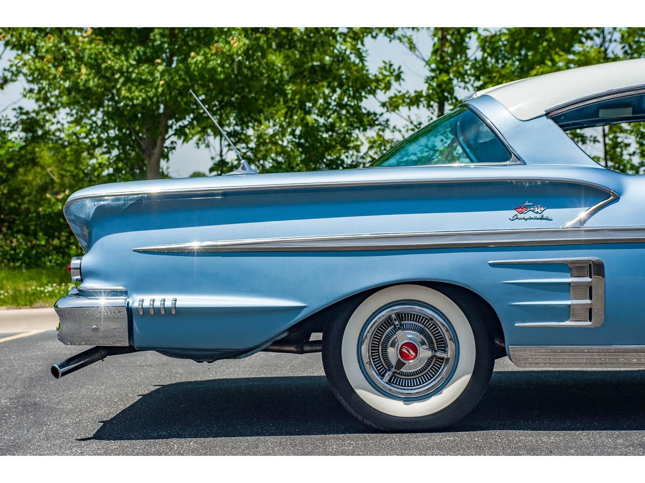 Large Picture of Classic 1958 Impala located in Illinois - $62,000.00 - QB9Q
