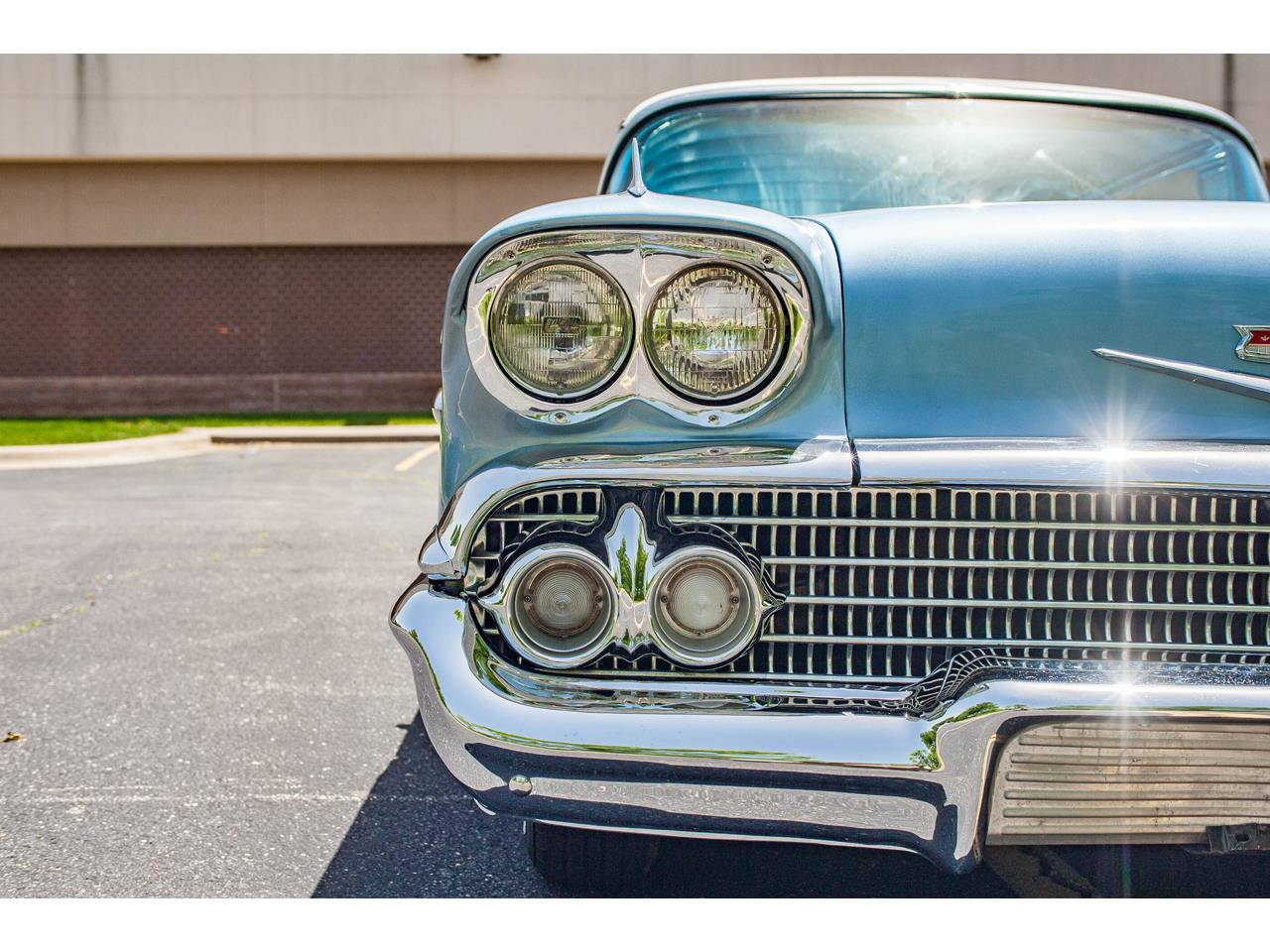 Large Picture of '58 Impala located in Illinois Offered by Gateway Classic Cars - St. Louis - QB9Q