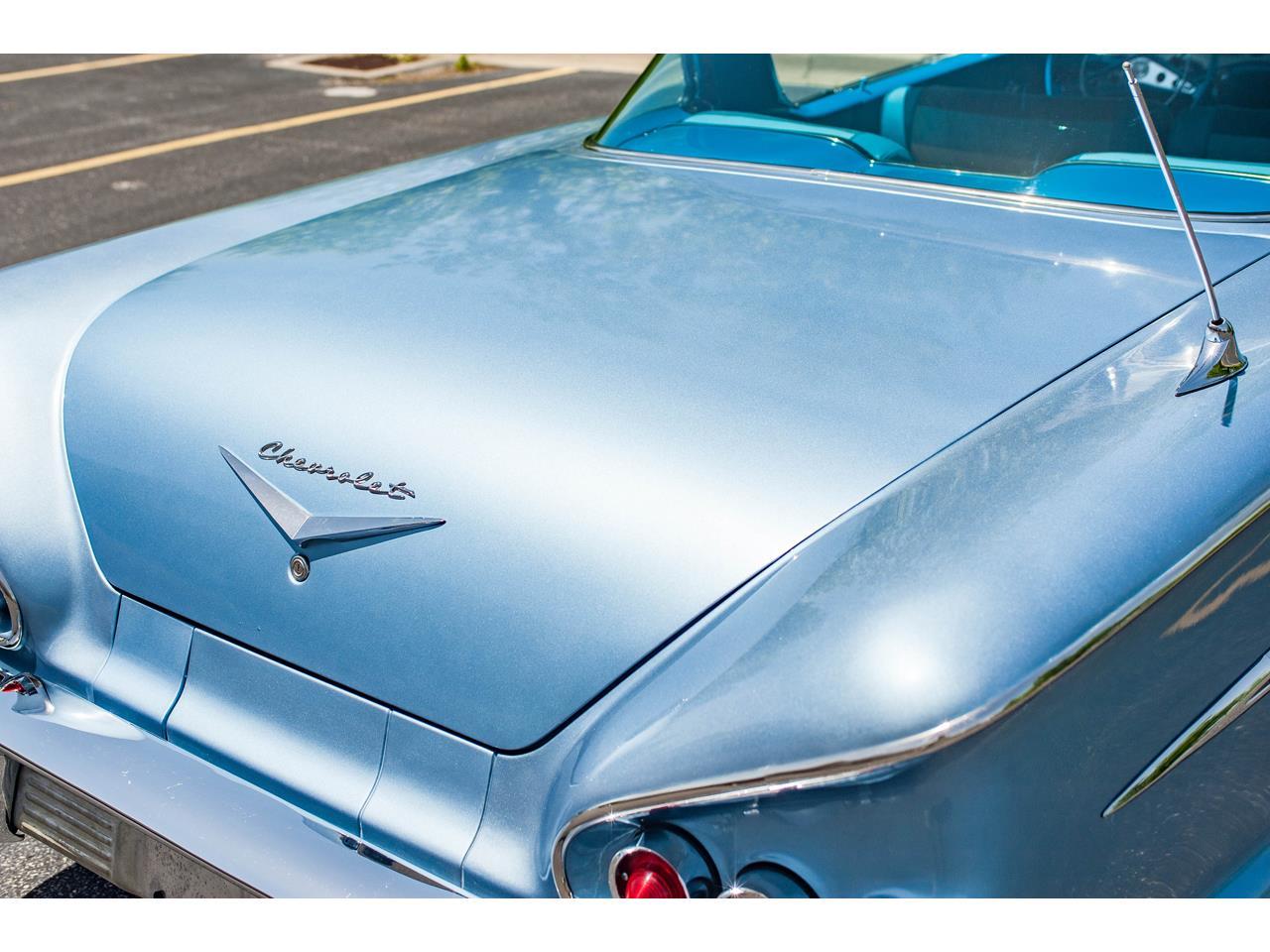 Large Picture of Classic '58 Chevrolet Impala - QB9Q