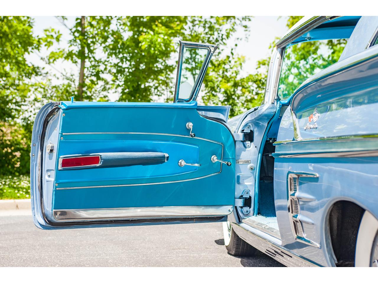 Large Picture of 1958 Chevrolet Impala located in O'Fallon Illinois - $62,000.00 - QB9Q