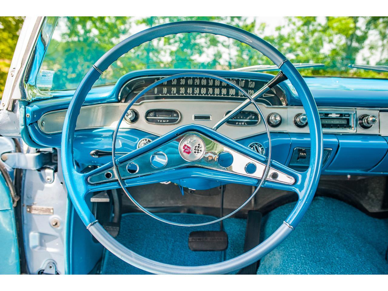 Large Picture of Classic 1958 Chevrolet Impala - QB9Q