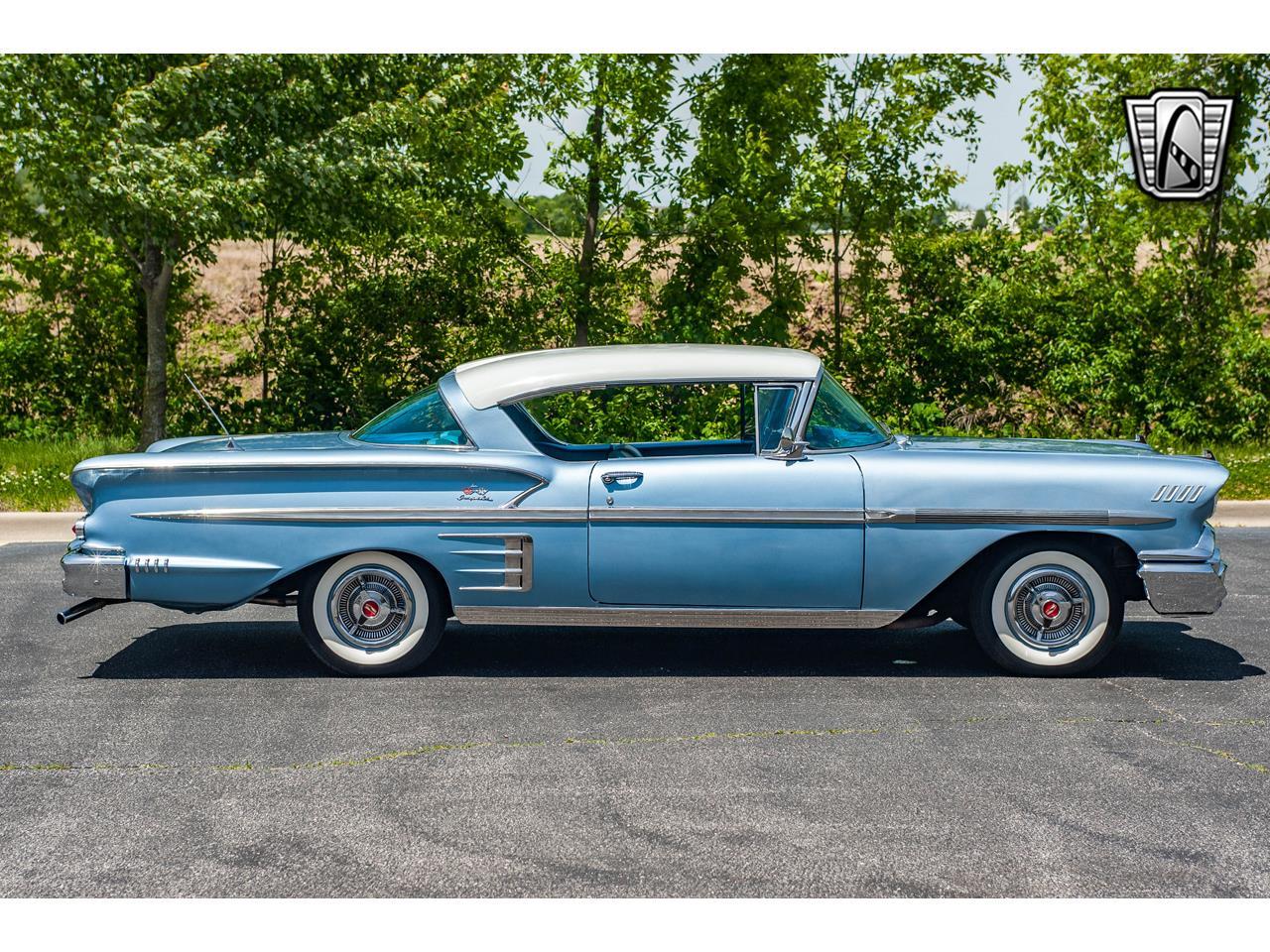 Large Picture of Classic '58 Impala - QB9Q