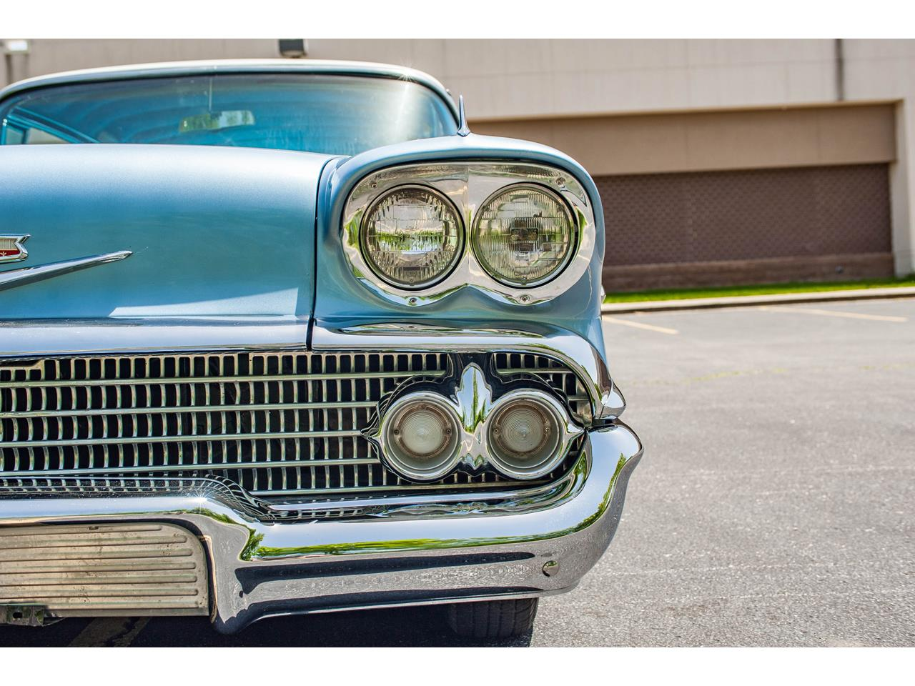 Large Picture of Classic '58 Impala located in Illinois - $62,000.00 Offered by Gateway Classic Cars - St. Louis - QB9Q