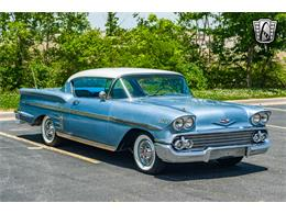 Picture of 1958 Chevrolet Impala located in O'Fallon Illinois Offered by Gateway Classic Cars - St. Louis - QB9Q