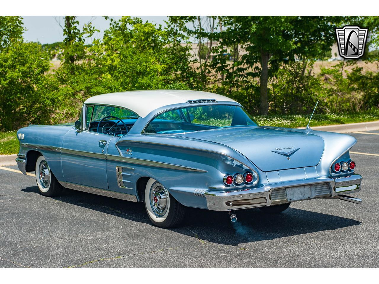 Large Picture of '58 Chevrolet Impala located in Illinois - QB9Q