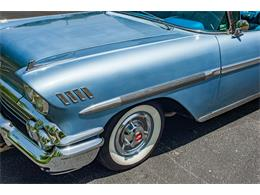 Picture of '58 Chevrolet Impala located in O'Fallon Illinois - $62,000.00 Offered by Gateway Classic Cars - St. Louis - QB9Q