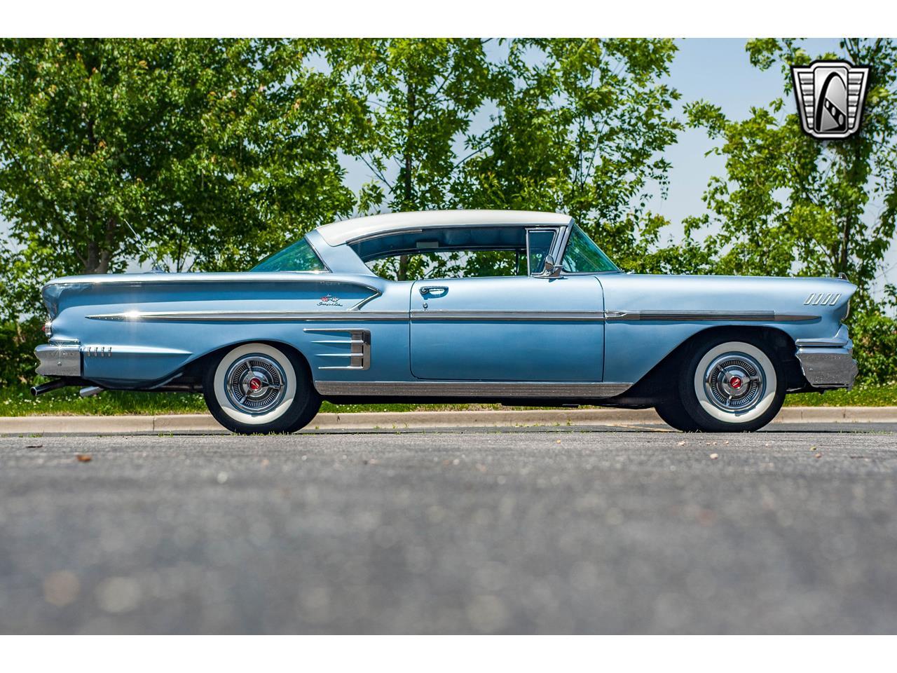 Large Picture of 1958 Chevrolet Impala - $62,000.00 - QB9Q