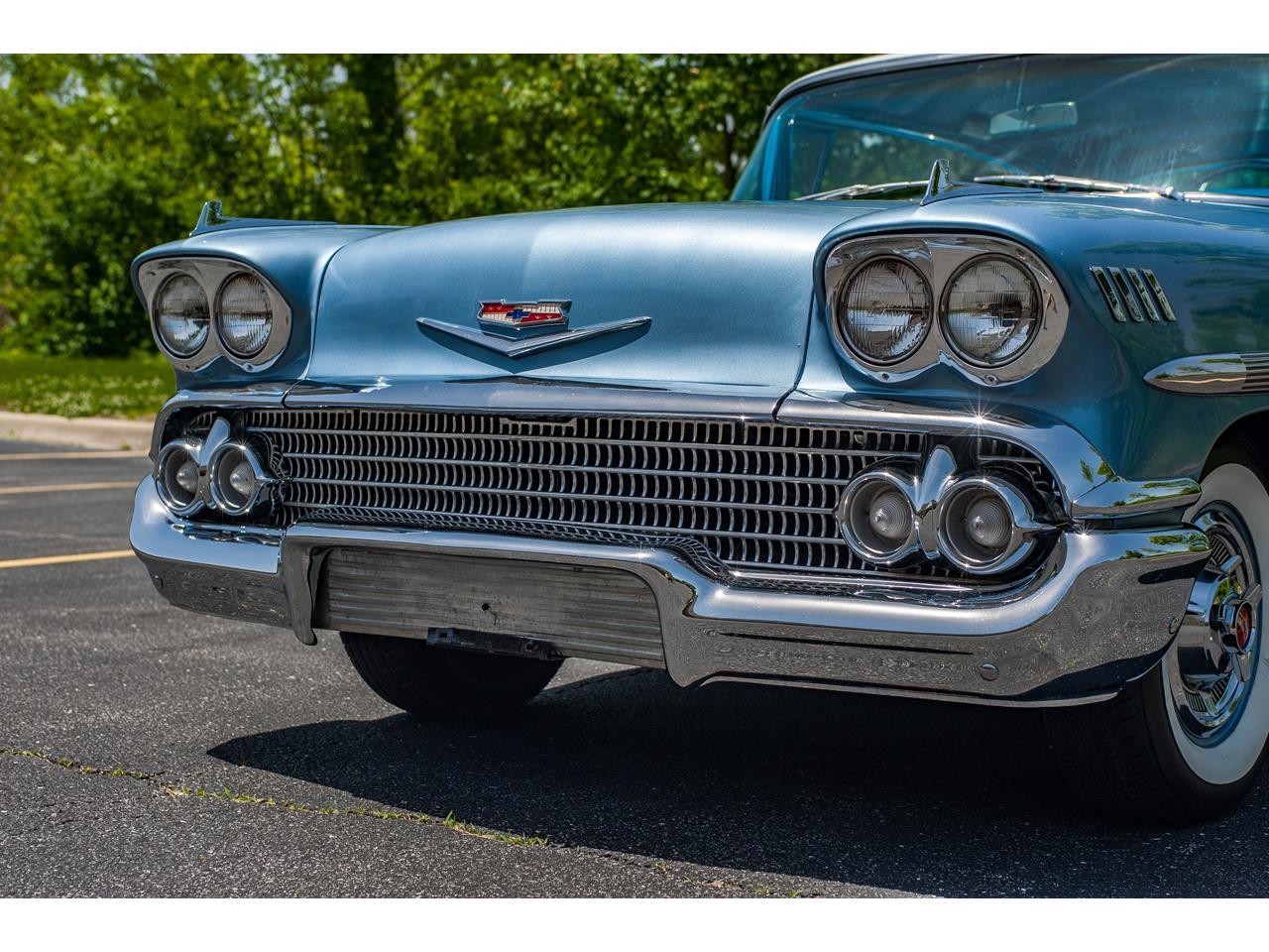 Large Picture of Classic '58 Impala located in O'Fallon Illinois - $62,000.00 - QB9Q