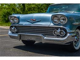 Picture of Classic '58 Impala located in O'Fallon Illinois Offered by Gateway Classic Cars - St. Louis - QB9Q
