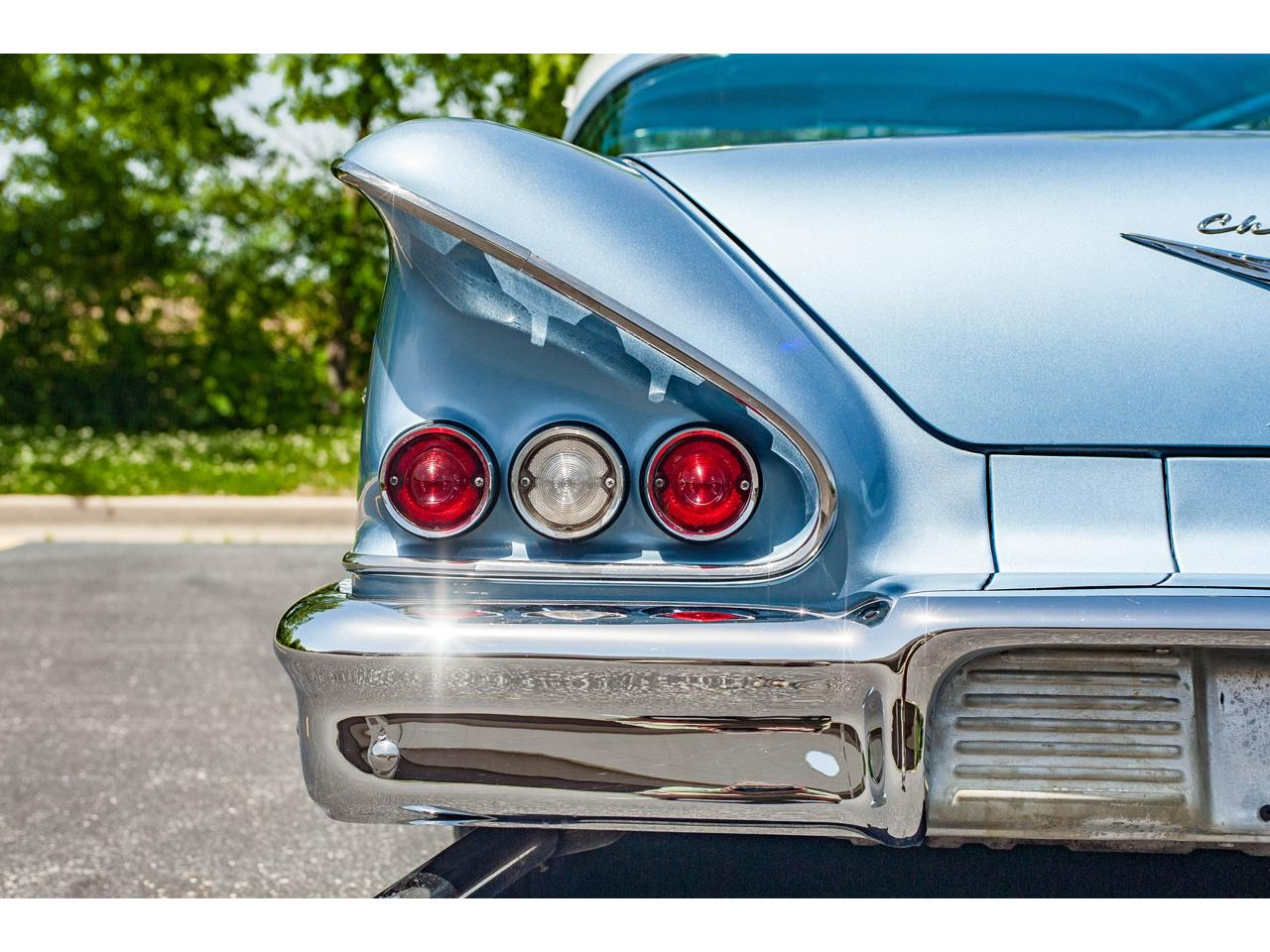 Large Picture of Classic '58 Impala Offered by Gateway Classic Cars - St. Louis - QB9Q