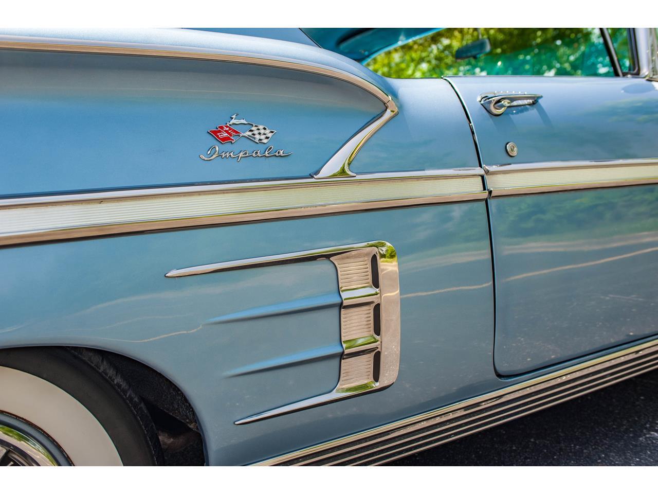 Large Picture of Classic 1958 Chevrolet Impala - $62,000.00 - QB9Q