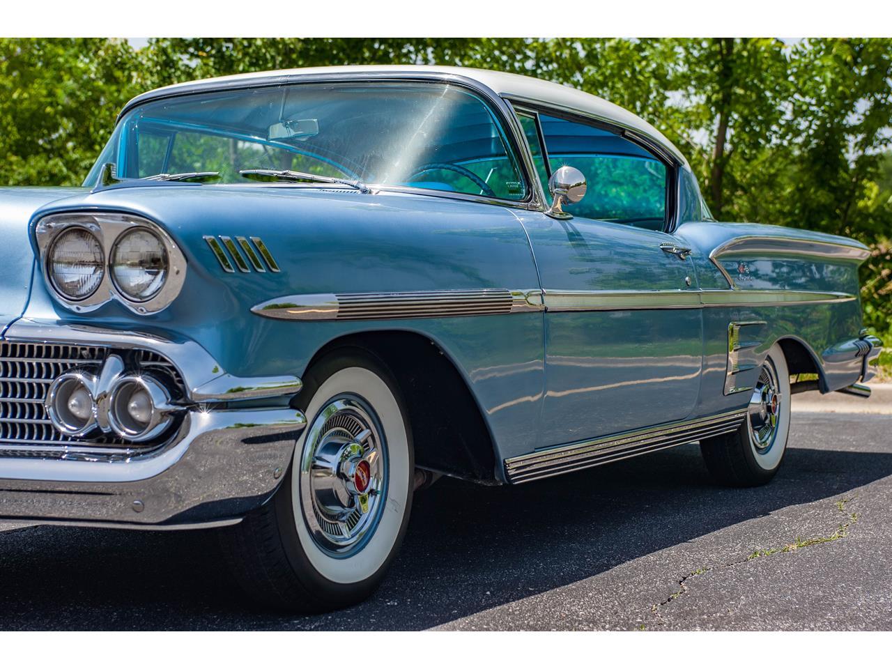 Large Picture of 1958 Impala located in O'Fallon Illinois - $62,000.00 - QB9Q