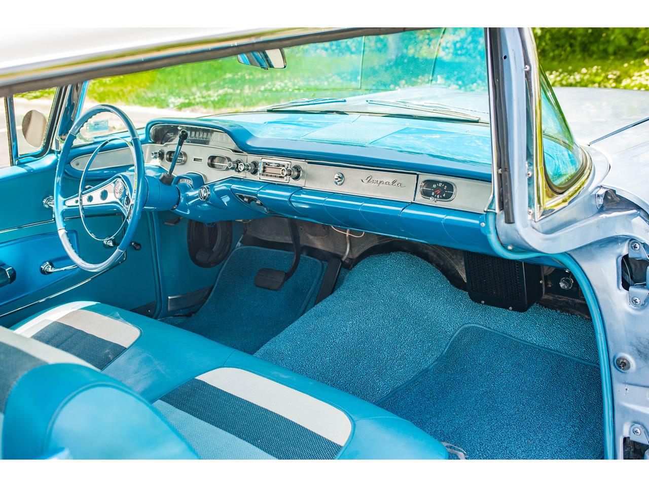 Large Picture of 1958 Impala - $62,000.00 Offered by Gateway Classic Cars - St. Louis - QB9Q