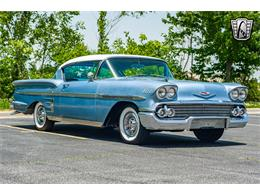 Picture of Classic 1958 Chevrolet Impala Offered by Gateway Classic Cars - St. Louis - QB9Q