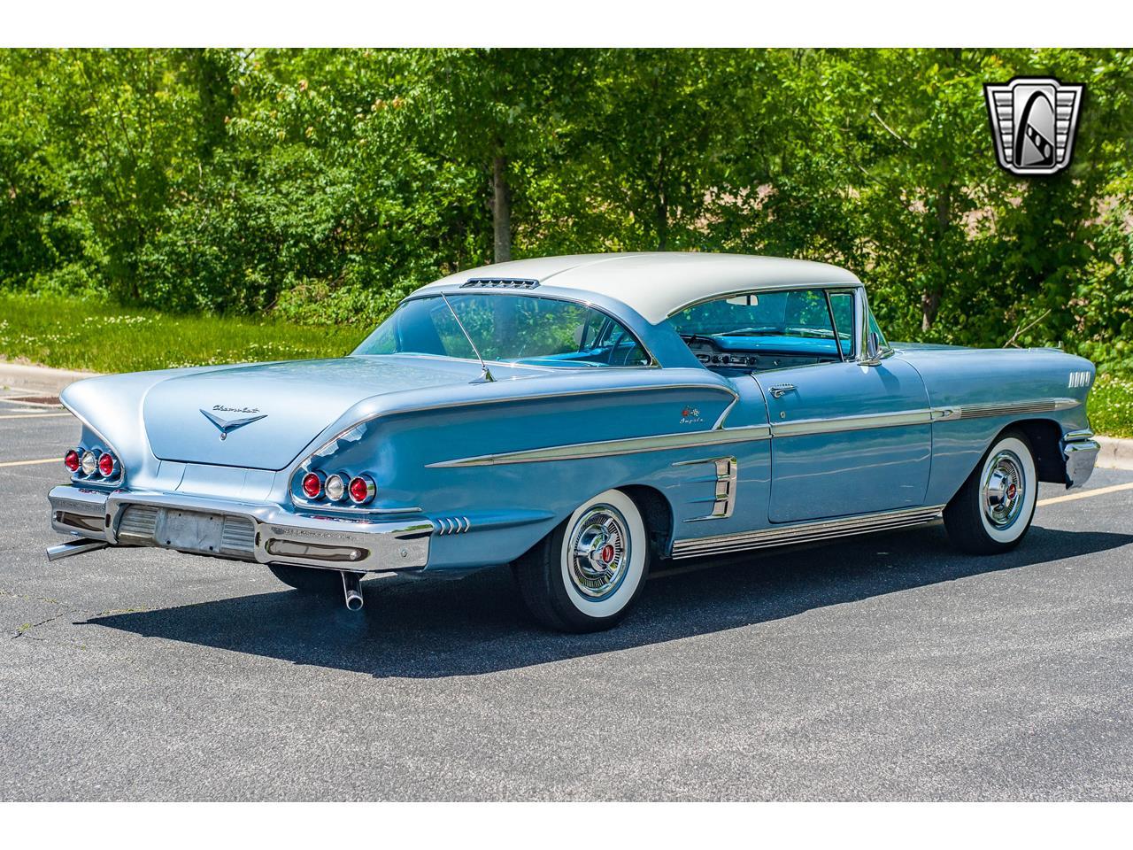 Large Picture of '58 Chevrolet Impala - QB9Q