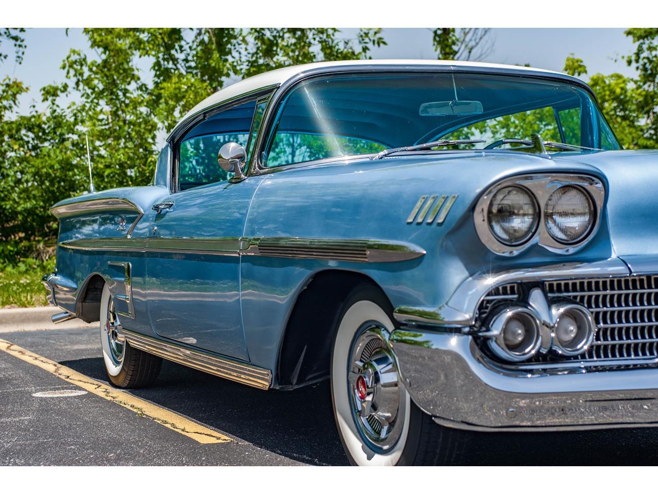 Large Picture of 1958 Chevrolet Impala - QB9Q