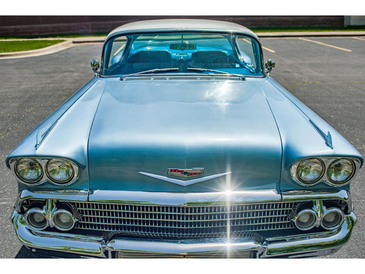 Large Picture of Classic '58 Chevrolet Impala located in Illinois Offered by Gateway Classic Cars - St. Louis - QB9Q