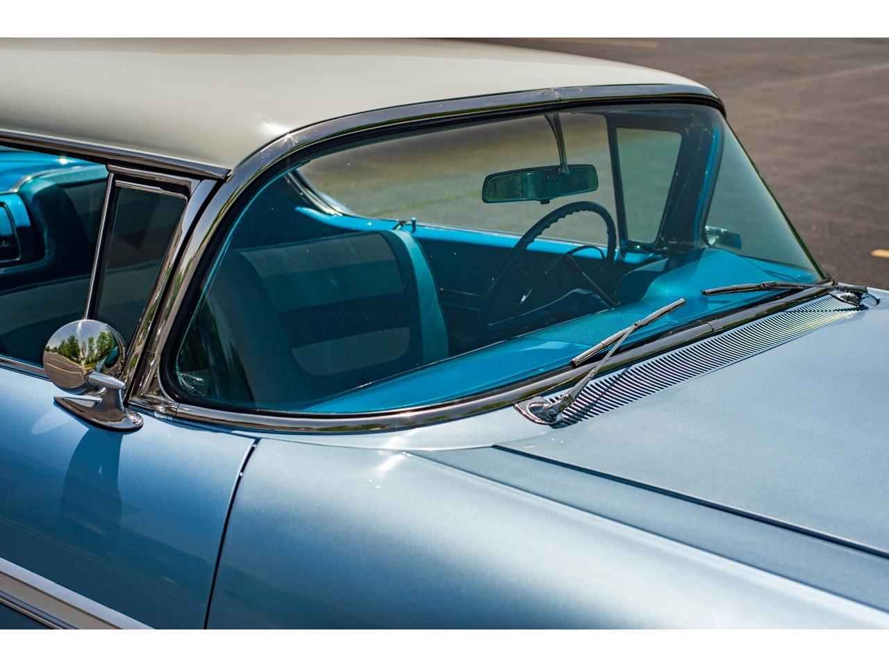 Large Picture of Classic '58 Impala located in Illinois Offered by Gateway Classic Cars - St. Louis - QB9Q