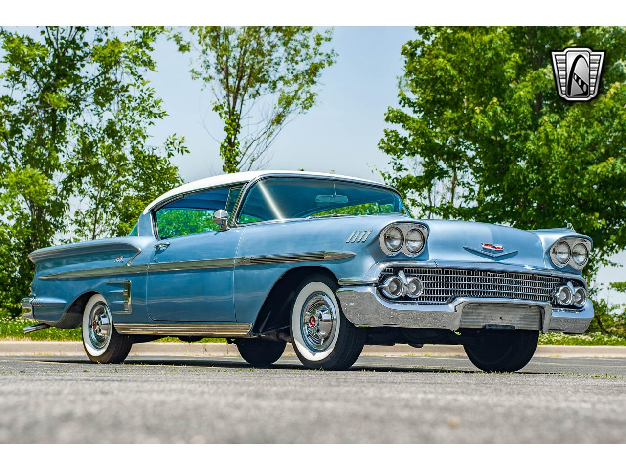 Large Picture of '58 Chevrolet Impala - $62,000.00 - QB9Q