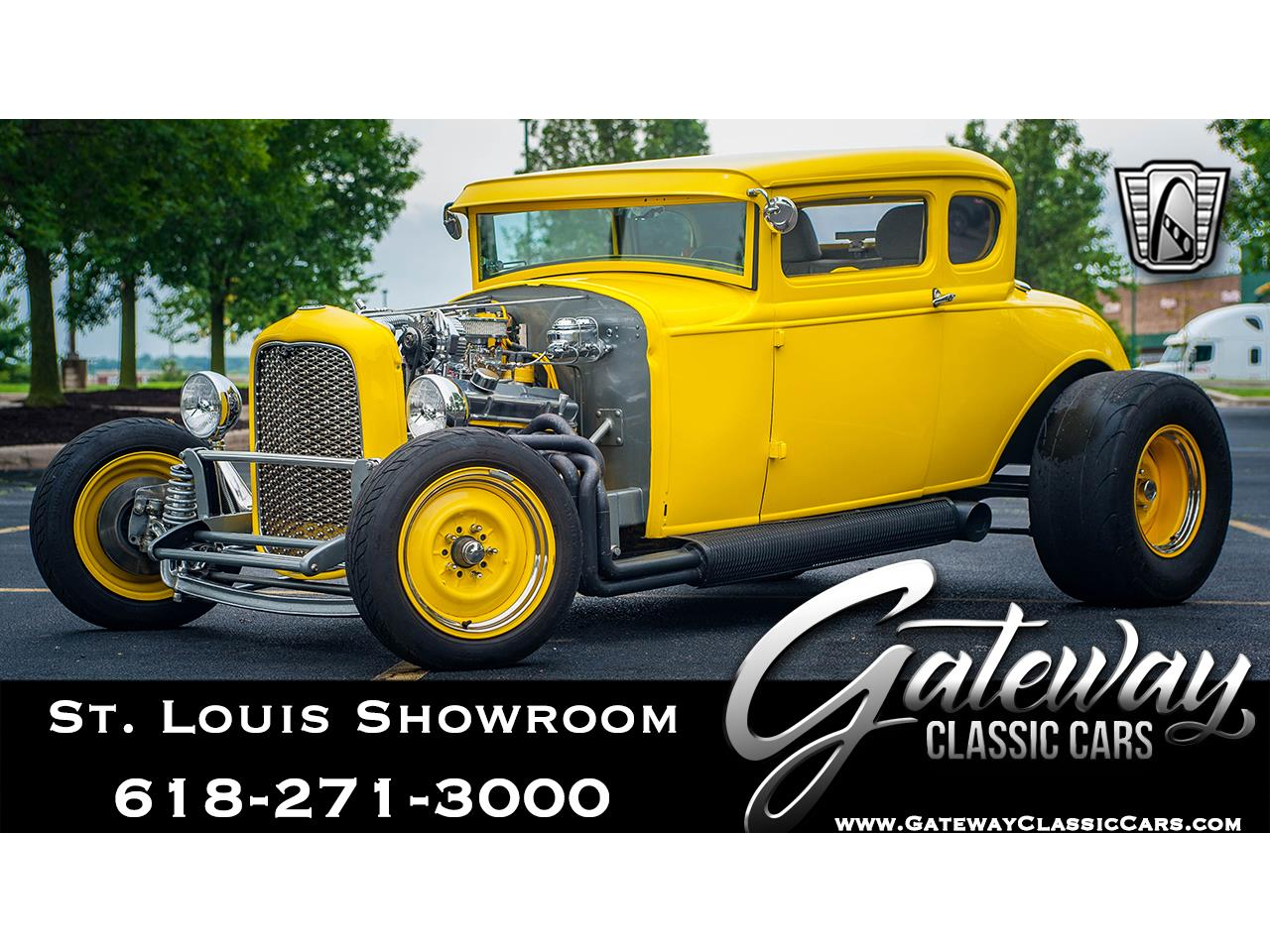 Large Picture of Classic 1931 Ford Model A located in Illinois - QB9R