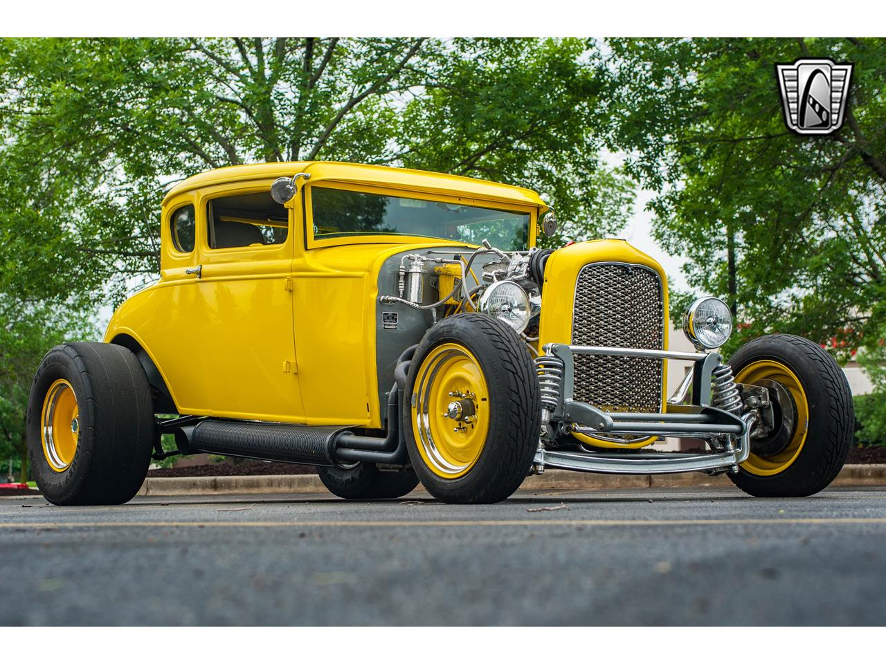 Large Picture of Classic '31 Model A - QB9R
