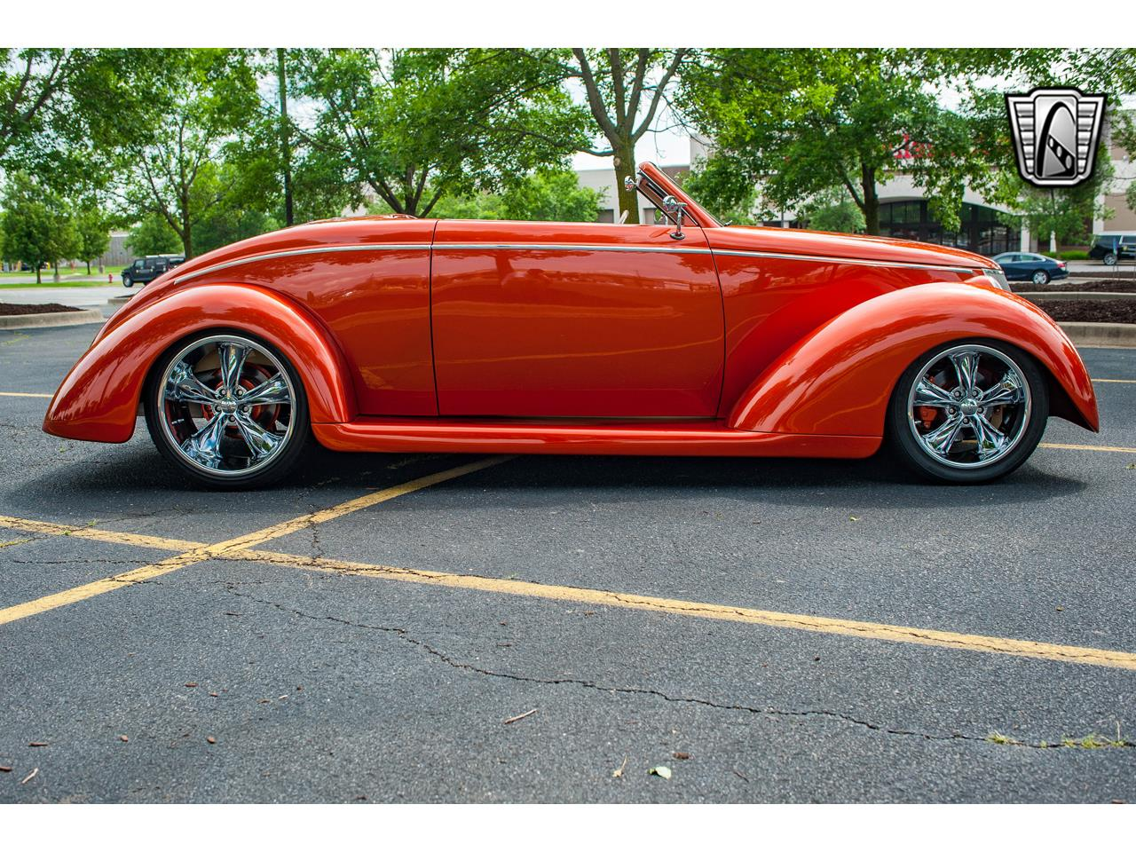 Large Picture of Classic '36 Roadster - $117,000.00 - QB9T