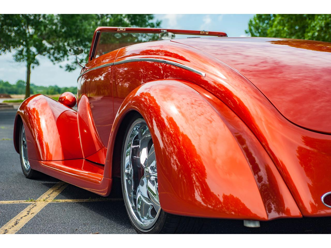 Large Picture of '36 Ford Roadster - QB9T