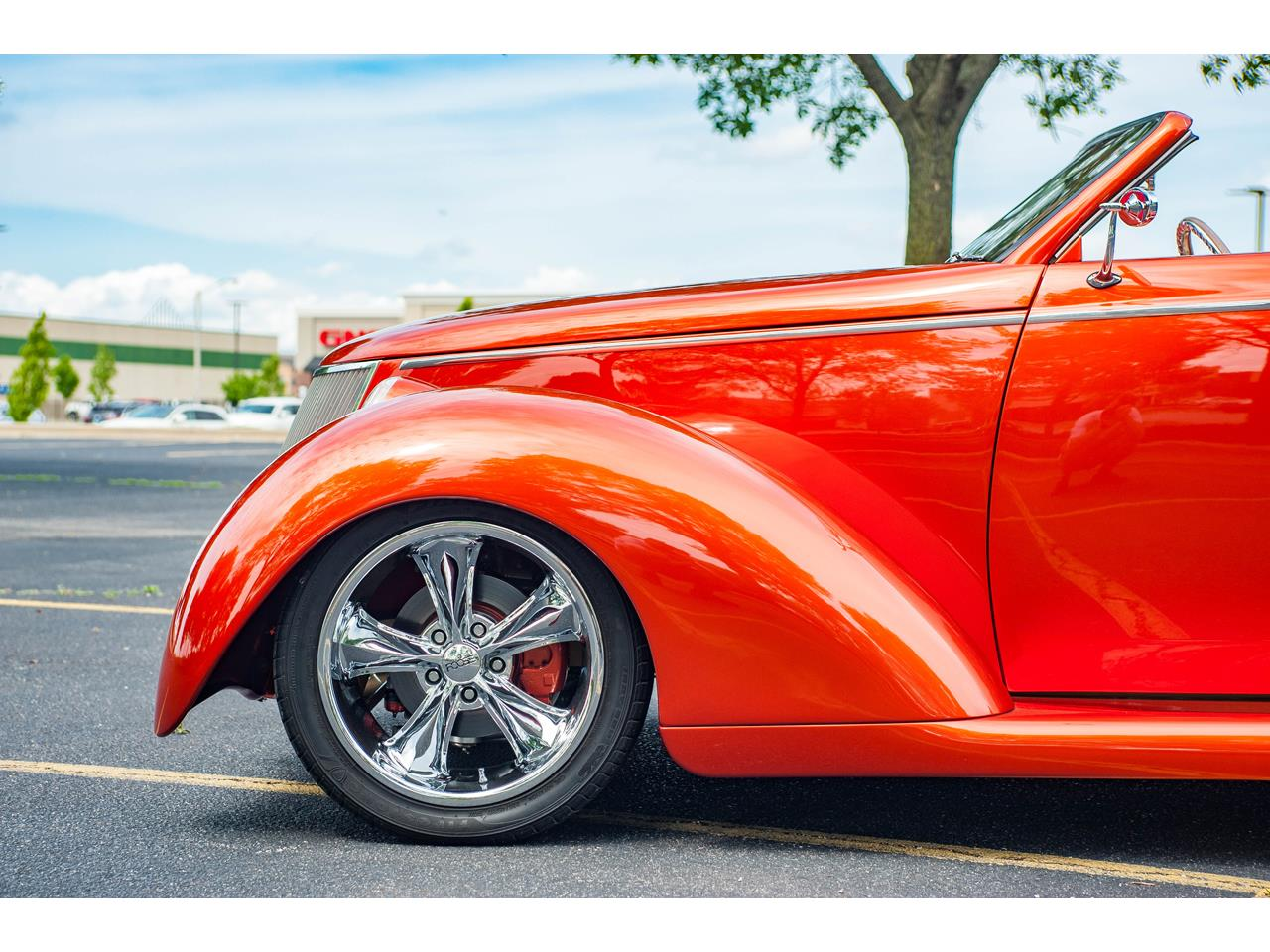 Large Picture of Classic '36 Roadster located in O'Fallon Illinois Offered by Gateway Classic Cars - St. Louis - QB9T