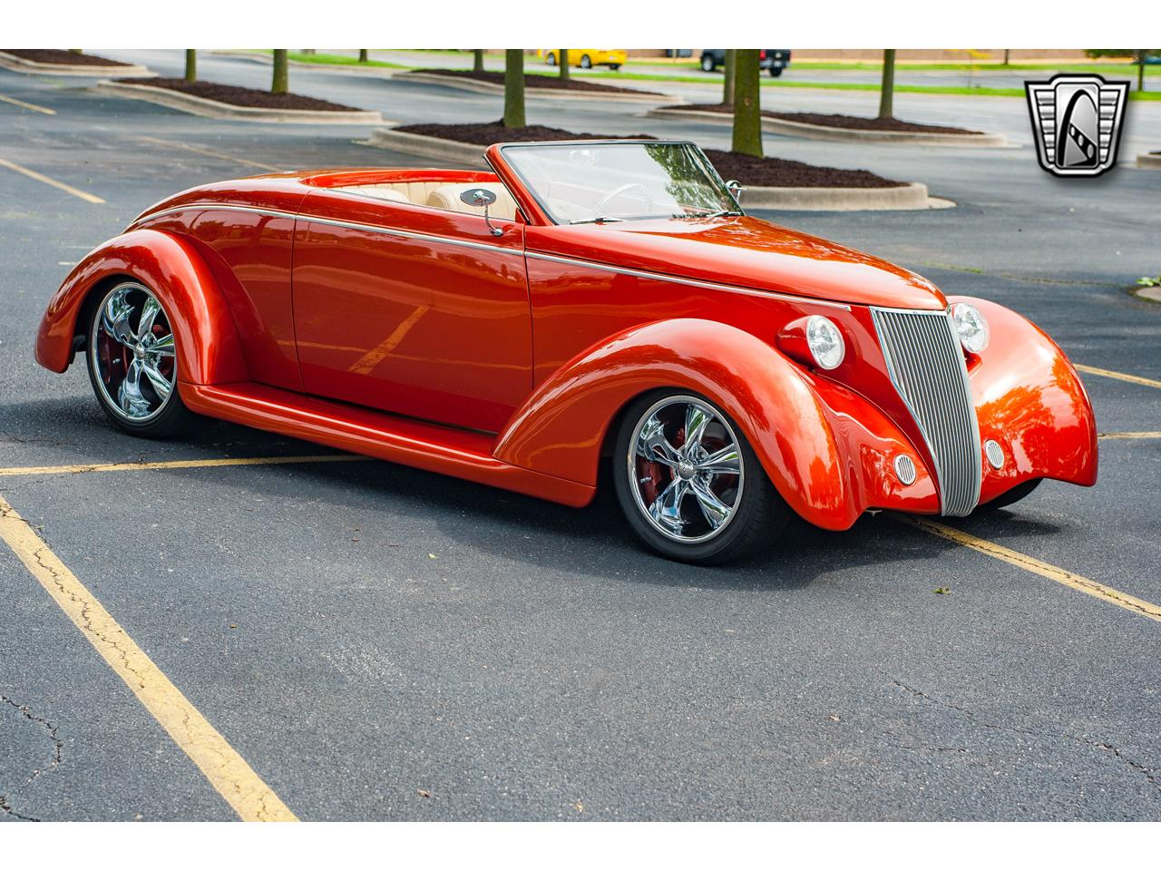 Large Picture of Classic '36 Roadster located in Illinois - QB9T