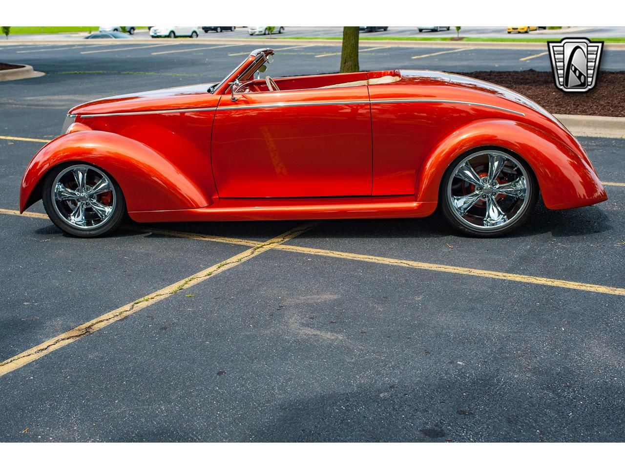 Large Picture of Classic '36 Roadster located in Illinois Offered by Gateway Classic Cars - St. Louis - QB9T