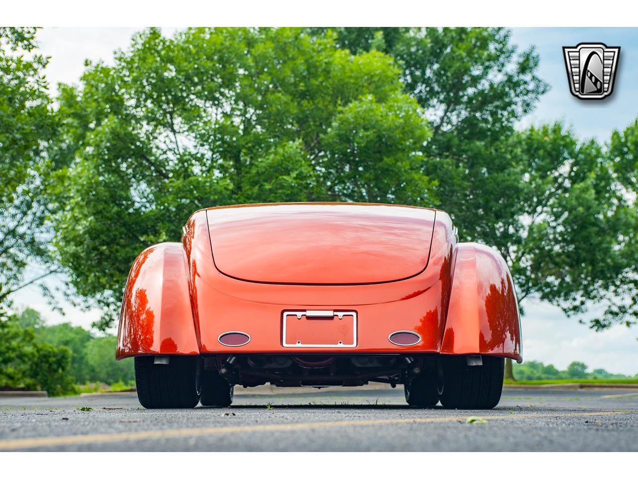 Large Picture of 1936 Roadster located in Illinois - $117,000.00 Offered by Gateway Classic Cars - St. Louis - QB9T