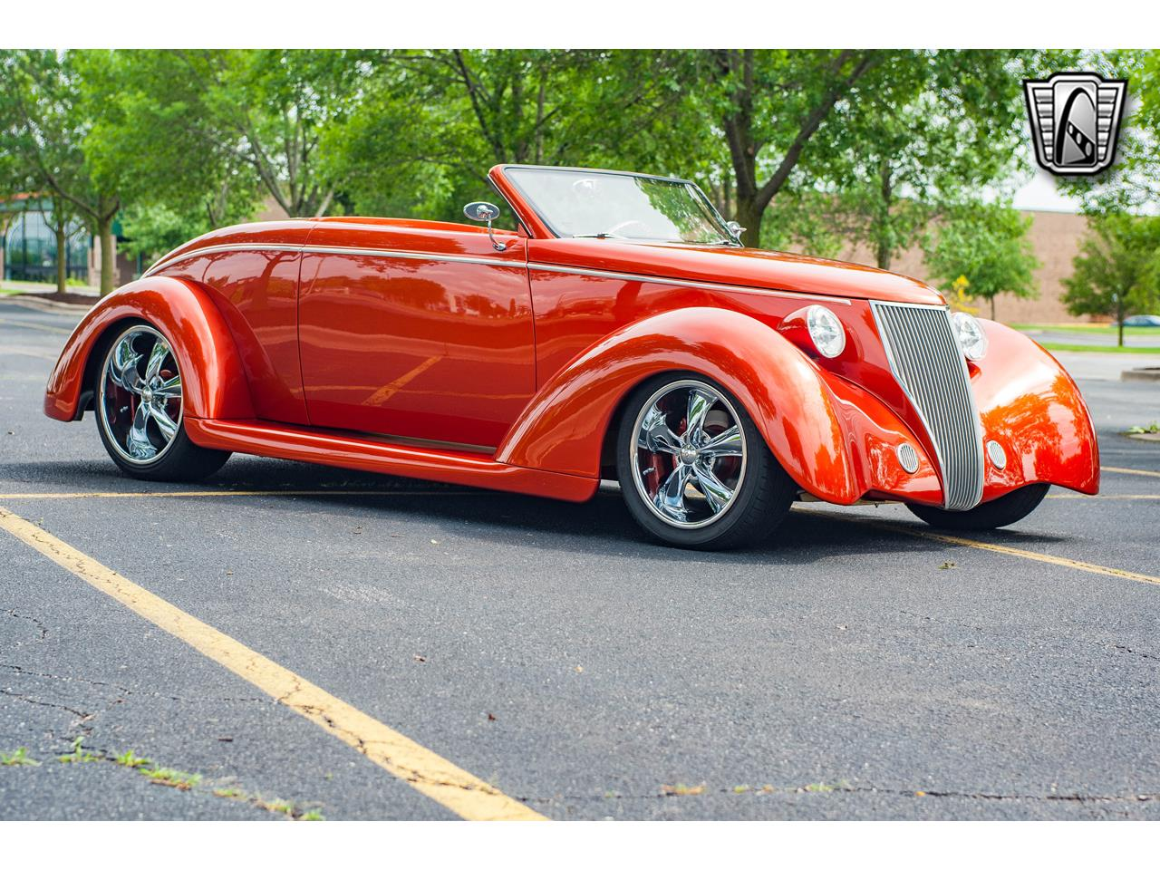 Large Picture of '36 Ford Roadster located in O'Fallon Illinois - $117,000.00 Offered by Gateway Classic Cars - St. Louis - QB9T
