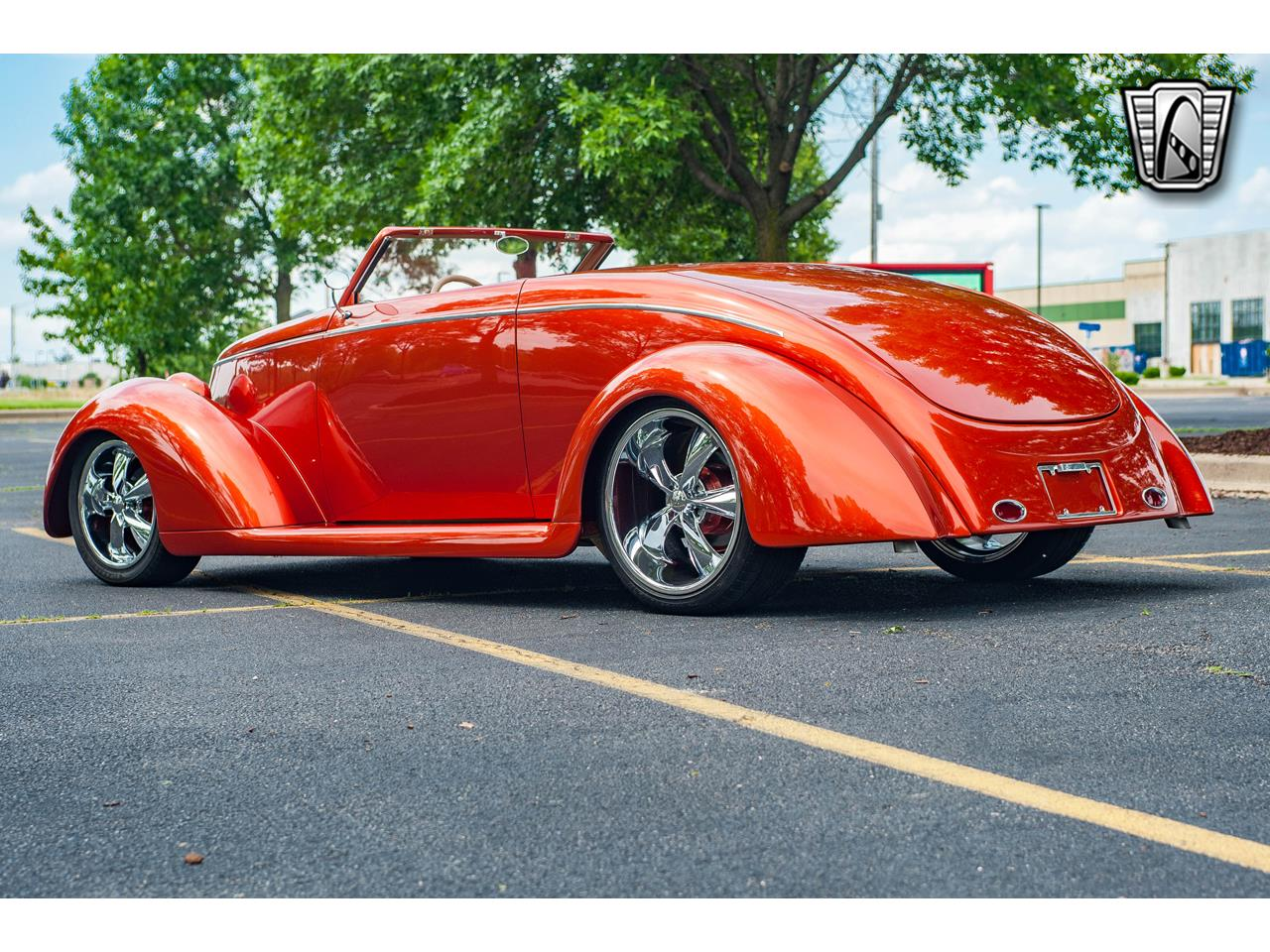 Large Picture of Classic '36 Roadster located in O'Fallon Illinois - $117,000.00 Offered by Gateway Classic Cars - St. Louis - QB9T