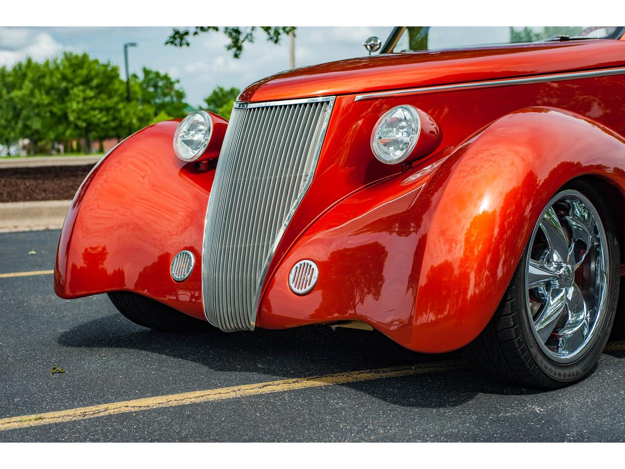 Large Picture of 1936 Ford Roadster located in O'Fallon Illinois - QB9T
