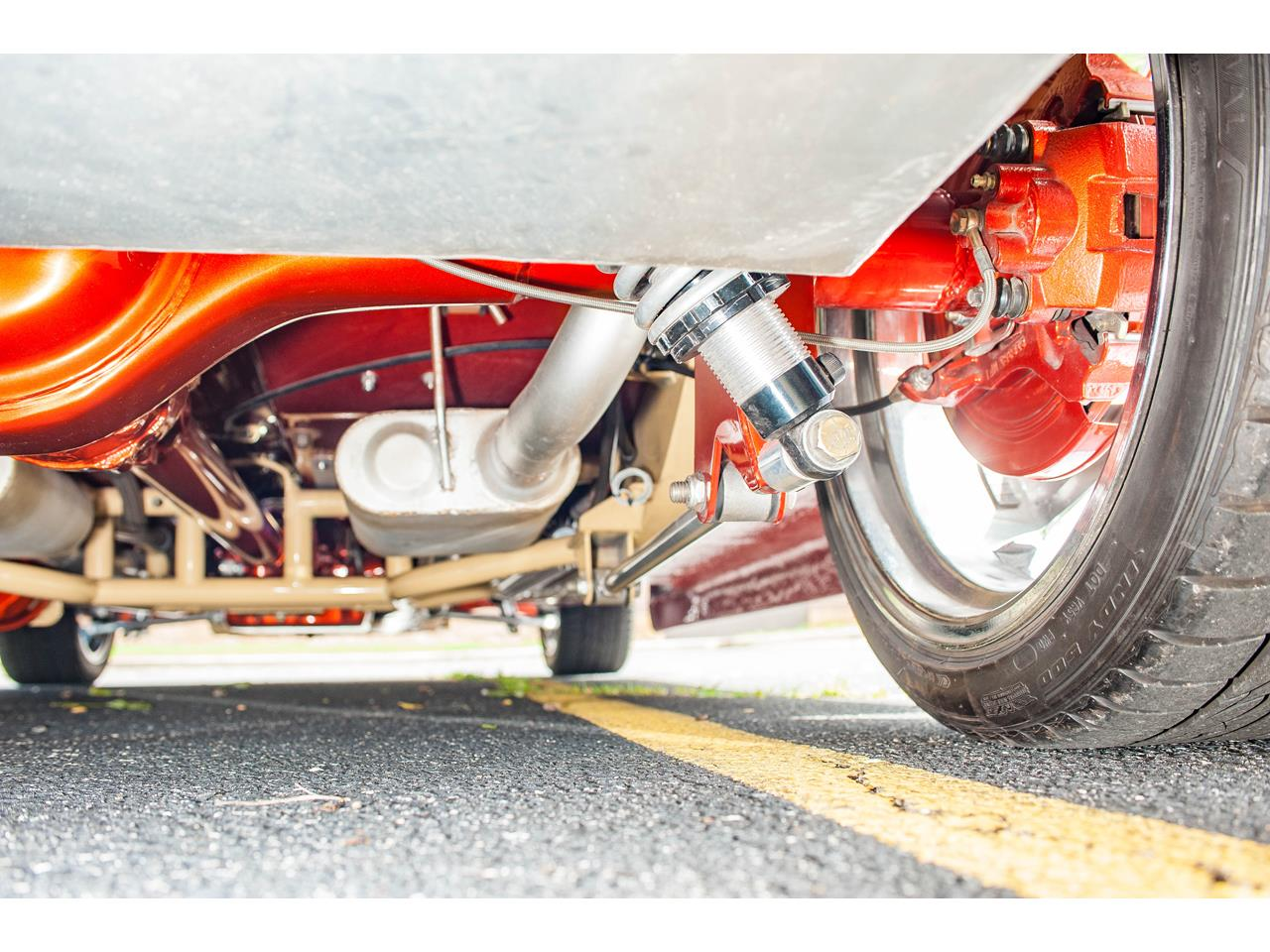 Large Picture of '36 Ford Roadster Offered by Gateway Classic Cars - St. Louis - QB9T