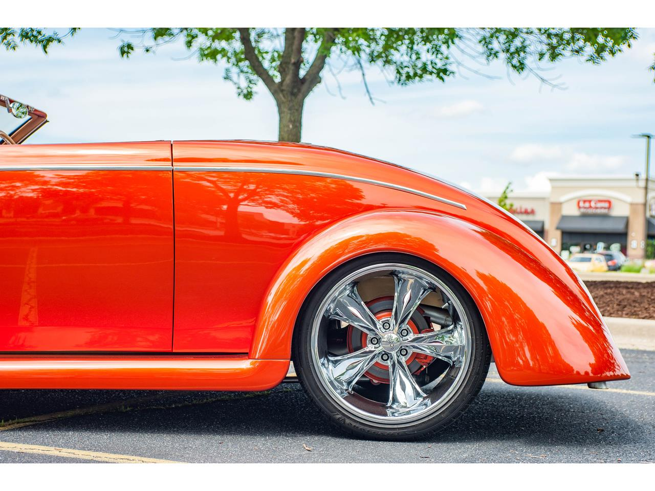 Large Picture of Classic '36 Ford Roadster located in O'Fallon Illinois - $117,000.00 - QB9T