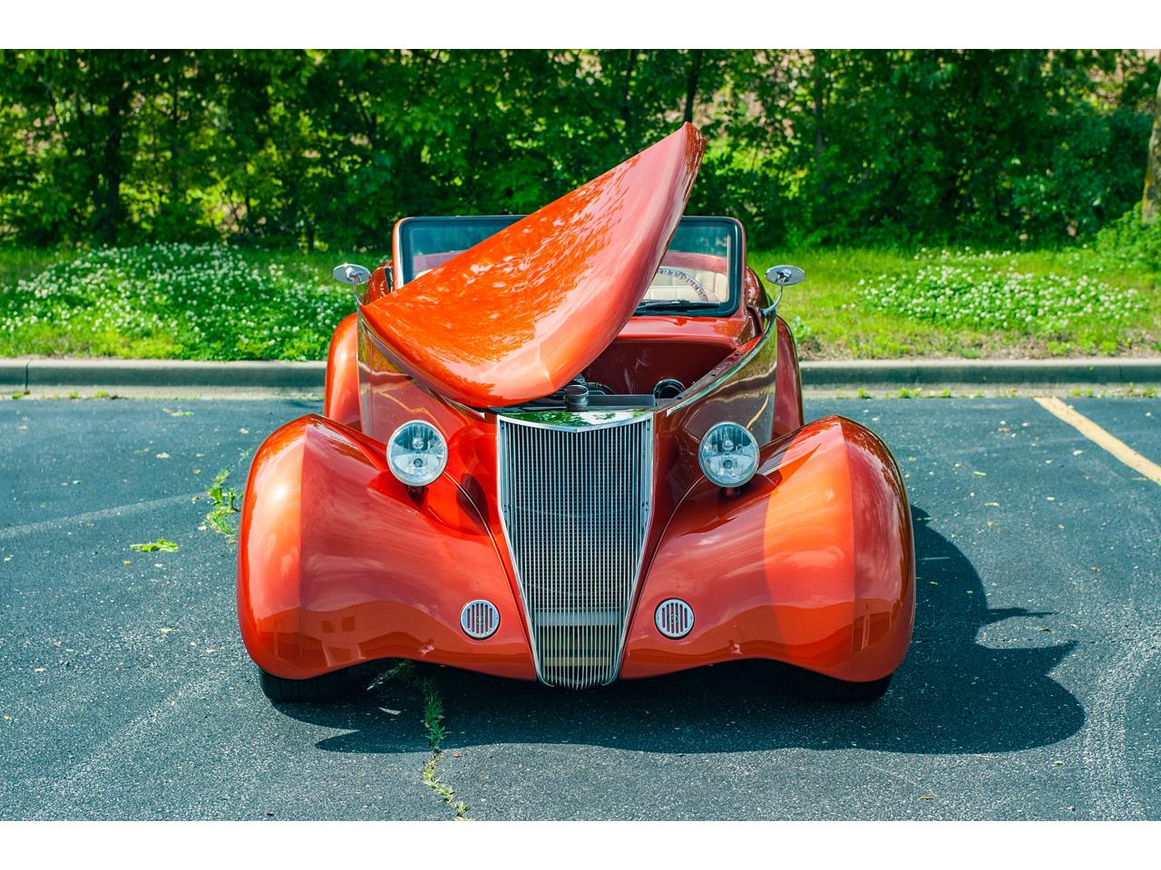 Large Picture of Classic '36 Ford Roadster located in Illinois Offered by Gateway Classic Cars - St. Louis - QB9T