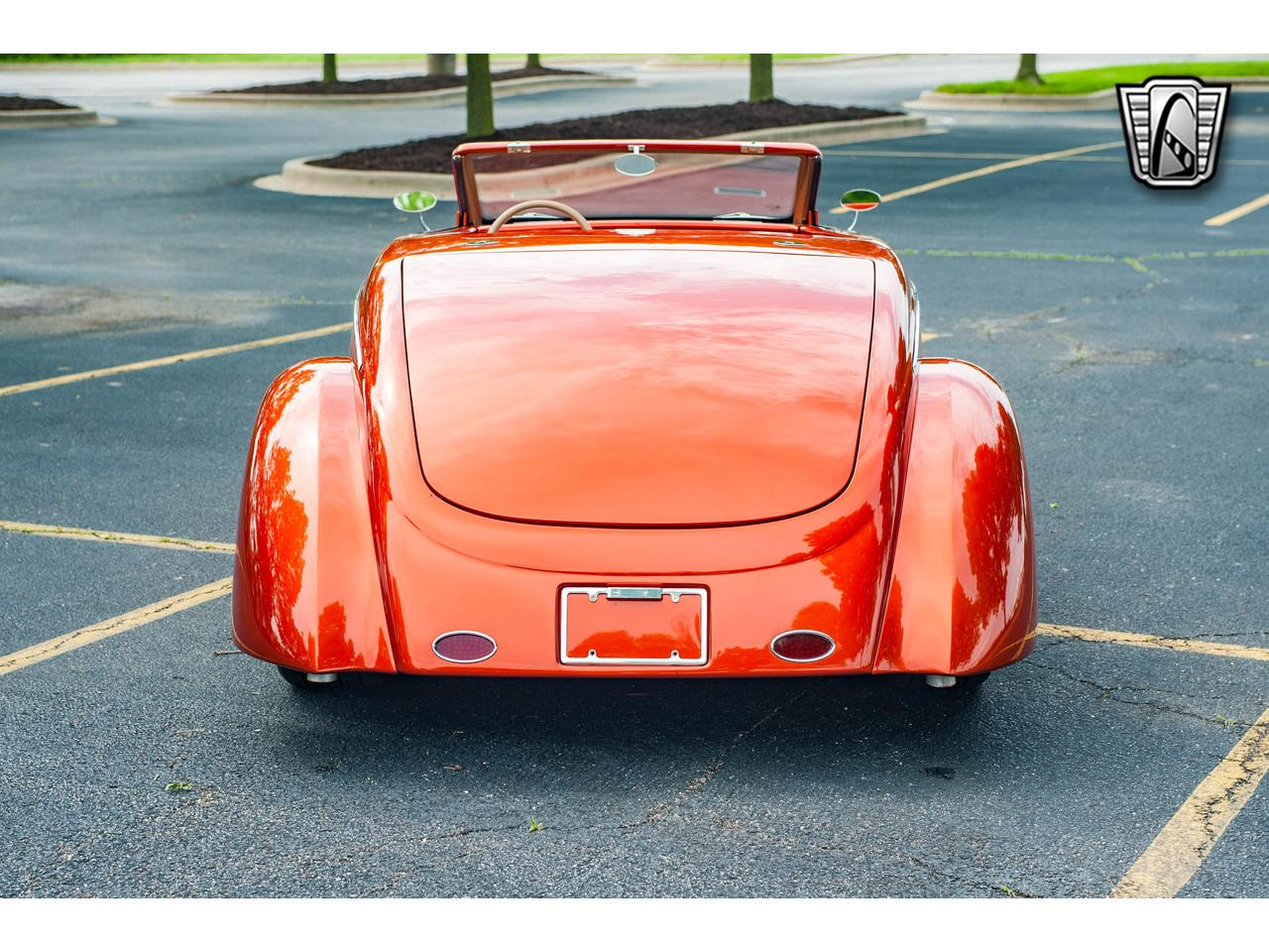 Large Picture of '36 Roadster located in Illinois - $117,000.00 Offered by Gateway Classic Cars - St. Louis - QB9T