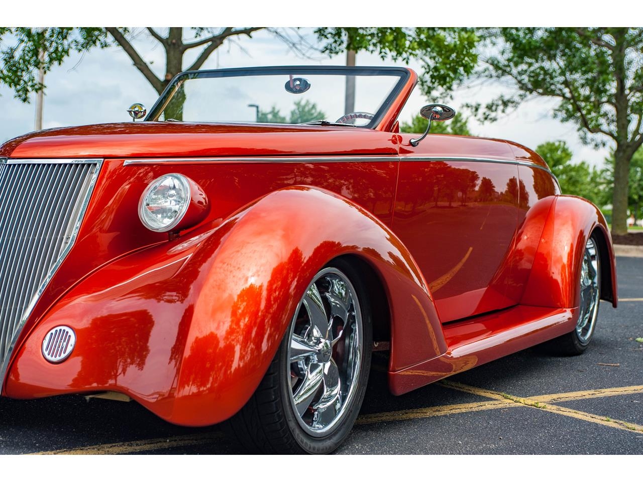 Large Picture of '36 Roadster located in O'Fallon Illinois - $117,000.00 Offered by Gateway Classic Cars - St. Louis - QB9T