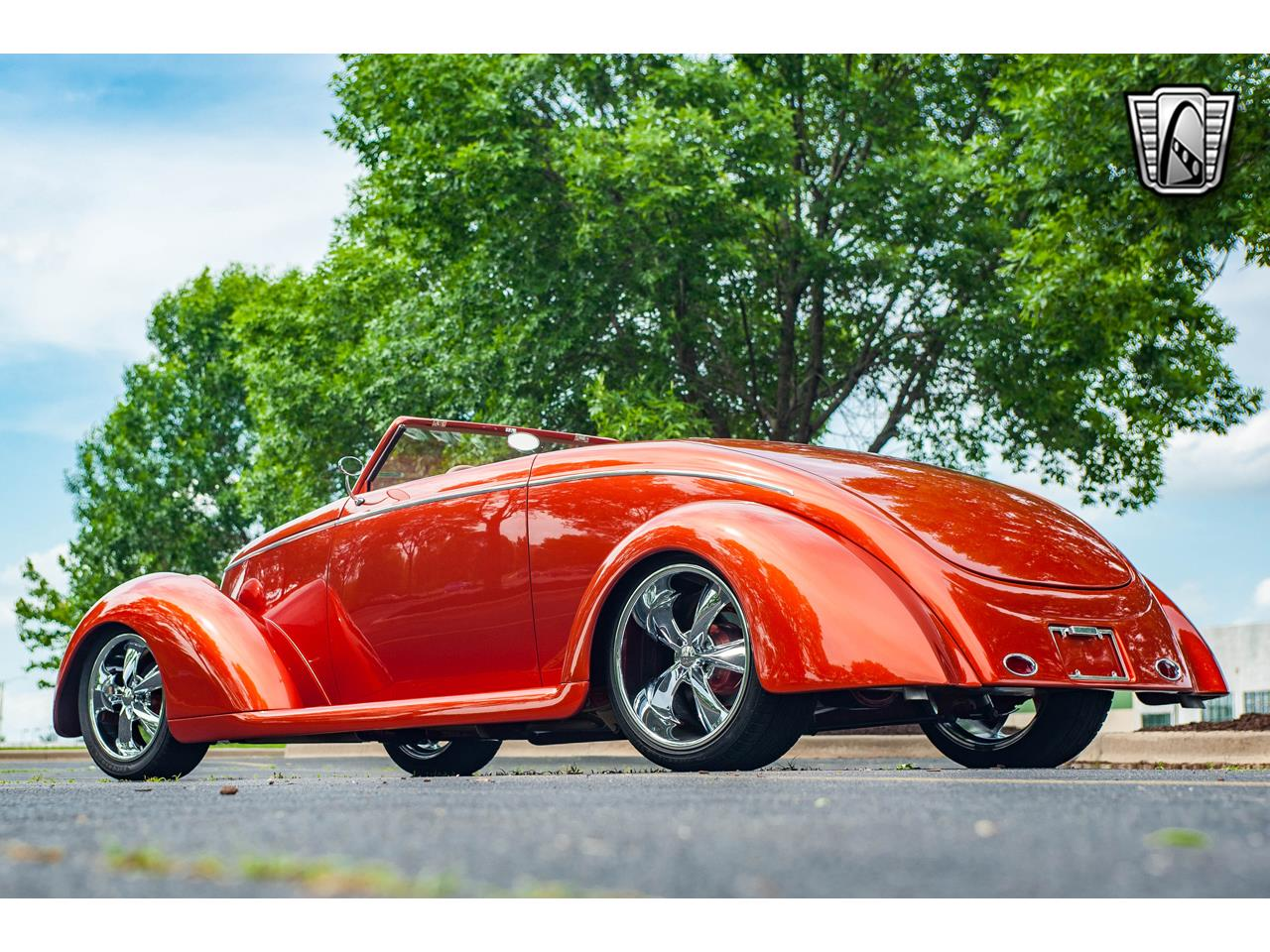 Large Picture of '36 Roadster located in Illinois - $117,000.00 - QB9T